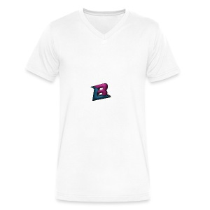 BlaZe Kranteon Logo - Men's V-Neck T-Shirt by Canvas