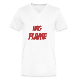 Flame For KIds - Men's V-Neck T-Shirt by Canvas