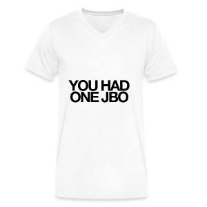 YOU HAD ONE JOB - Men's V-Neck T-Shirt by Canvas