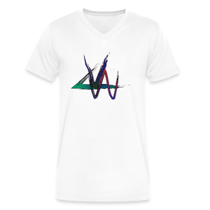 Variance Just the logo - Men's V-Neck T-Shirt by Canvas