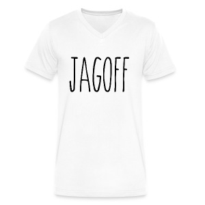 Jagoff R.D. - Men's V-Neck T-Shirt by Canvas