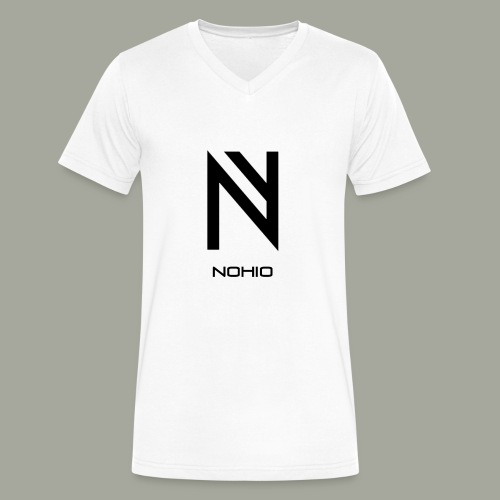 Nohio - Men's V-Neck T-Shirt by Canvas