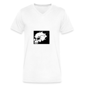 skelebonegaming merch - Men's V-Neck T-Shirt by Canvas