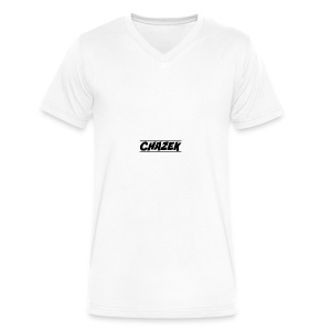 Chazek - Men's V-Neck T-Shirt by Canvas