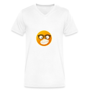EMOTION - Men's V-Neck T-Shirt by Canvas