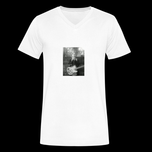 The Power of Prayer - Men's V-Neck T-Shirt by Canvas