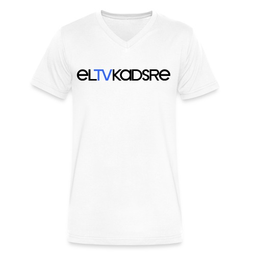 El TV Kadsre 2017 png - Men's V-Neck T-Shirt by Canvas