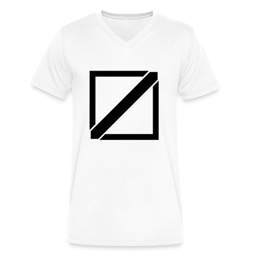 First and Original Design of Divided Clothing - Men's V-Neck T-Shirt by Canvas