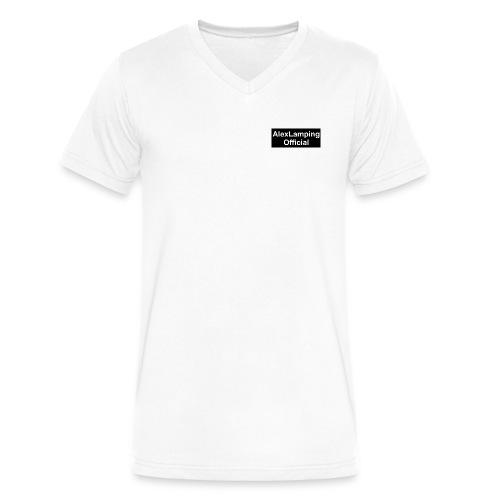 AlexLampingOfficial - Men's V-Neck T-Shirt by Canvas