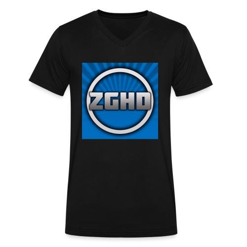 ZedGamesHD - Men's V-Neck T-Shirt by Canvas