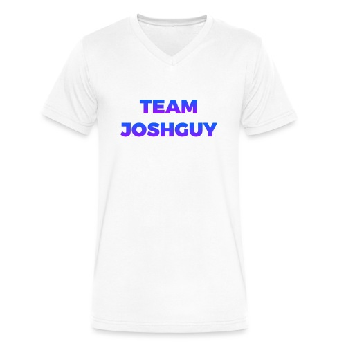Team JoshGuy - Men's V-Neck T-Shirt by Canvas