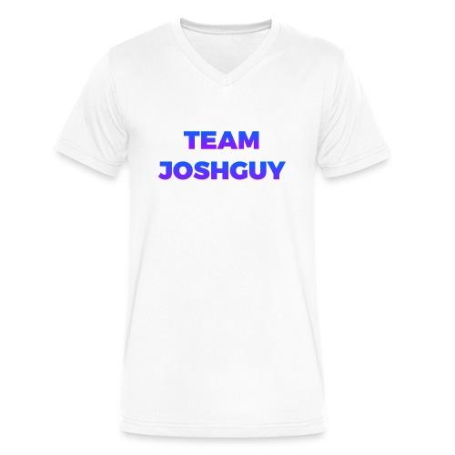 Team JoshGuy - Men's V-Neck T-Shirt by Canvas