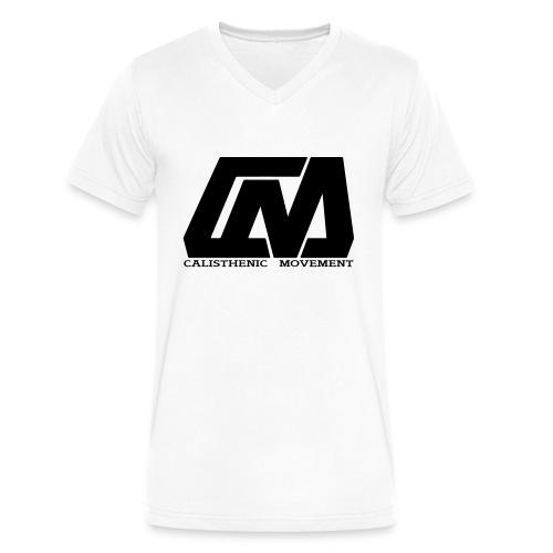 Cali Move Front black women - Men's V-Neck T-Shirt by Canvas