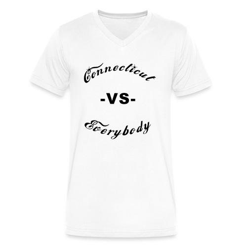 cutboy - Men's V-Neck T-Shirt by Canvas