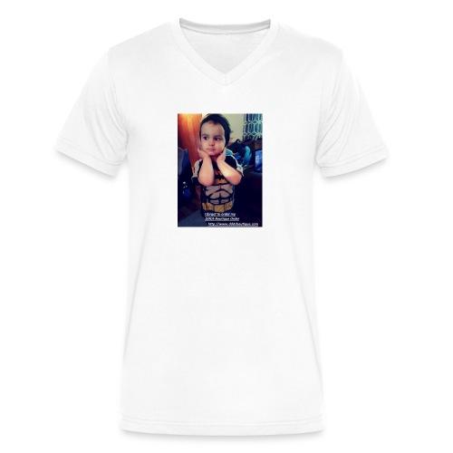 DDDs Boutique Merch - Men's V-Neck T-Shirt by Canvas
