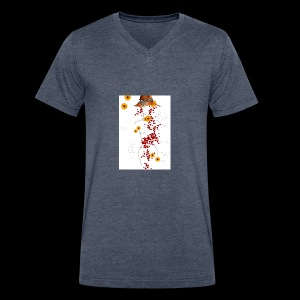 Chick - Men's V-Neck T-Shirt by Canvas
