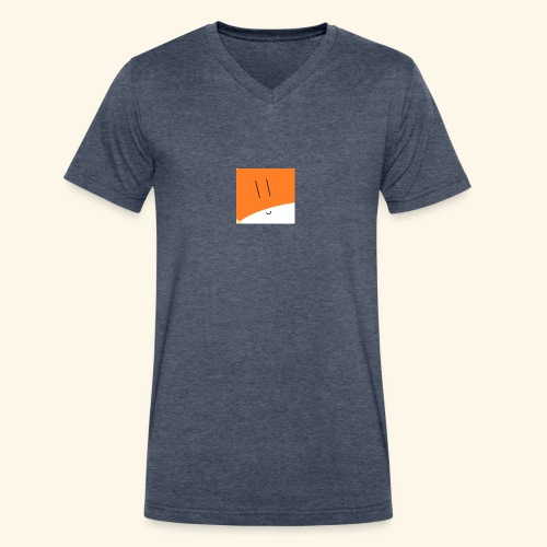 Papery - Men's V-Neck T-Shirt by Canvas