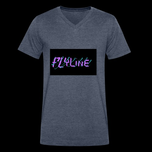 Flyline fun style - Men's V-Neck T-Shirt by Canvas