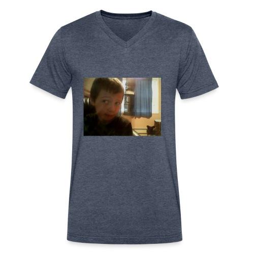 filip - Men's V-Neck T-Shirt by Canvas