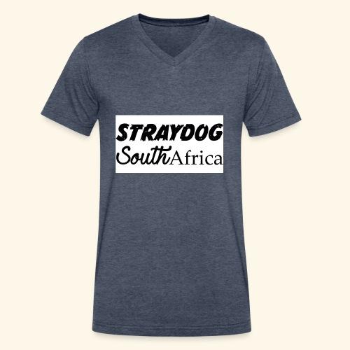 straydog clothing - Men's V-Neck T-Shirt by Canvas