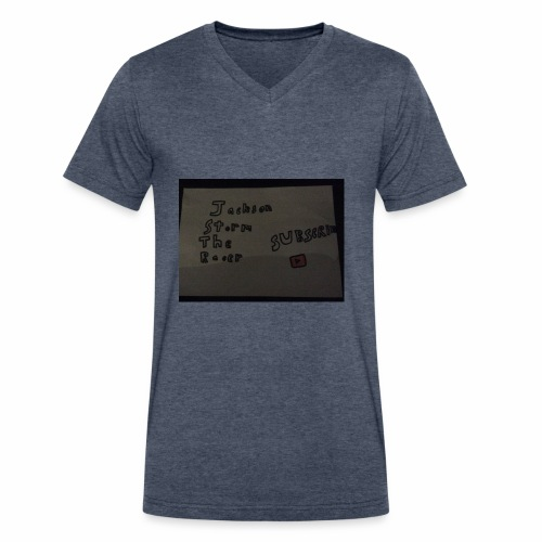 stormers merch - Men's V-Neck T-Shirt by Canvas