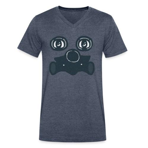 Toxic - Men's V-Neck T-Shirt by Canvas