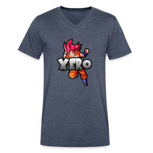 Xero - Men's V-Neck T-Shirt by Canvas