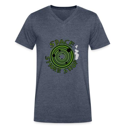 VIdeo Game Logo - Men's V-Neck T-Shirt by Canvas