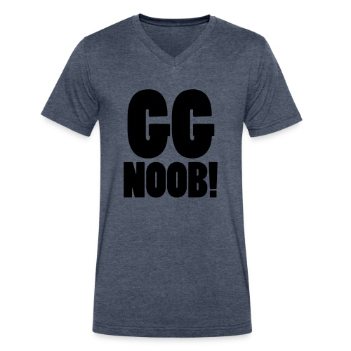 GG Noob - Men's V-Neck T-Shirt by Canvas
