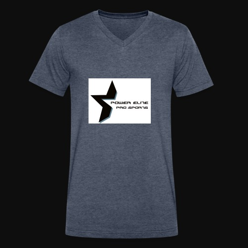 Star of the Power Elite - Men's V-Neck T-Shirt by Canvas