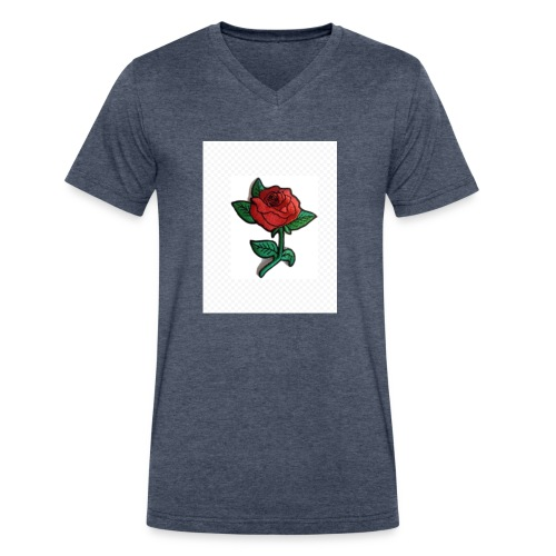 IMG 1324 - Men's V-Neck T-Shirt by Canvas