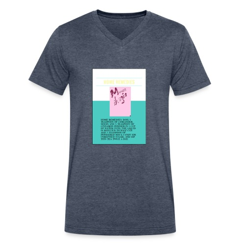Support.SpreadLove - Men's V-Neck T-Shirt by Canvas