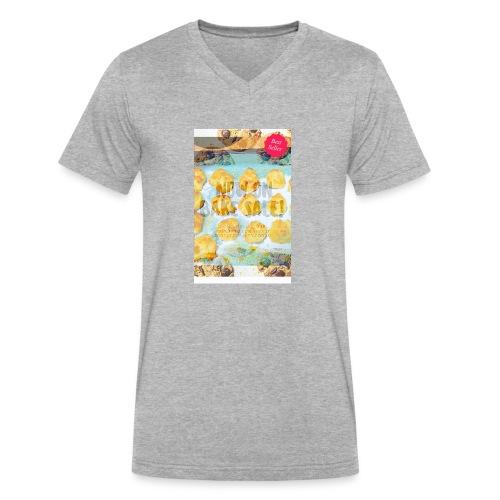 Best seller bake sale! - Men's V-Neck T-Shirt by Canvas