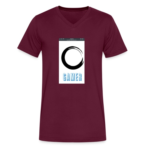 Caedens merch store - Men's V-Neck T-Shirt by Canvas
