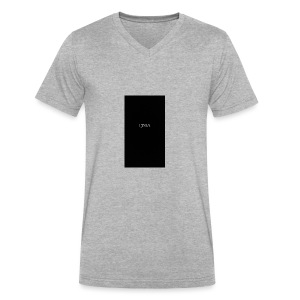 CJMIX case - Men's V-Neck T-Shirt by Canvas