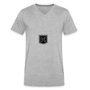 KODAK LOGO - Men's V-Neck T-Shirt by Canvas