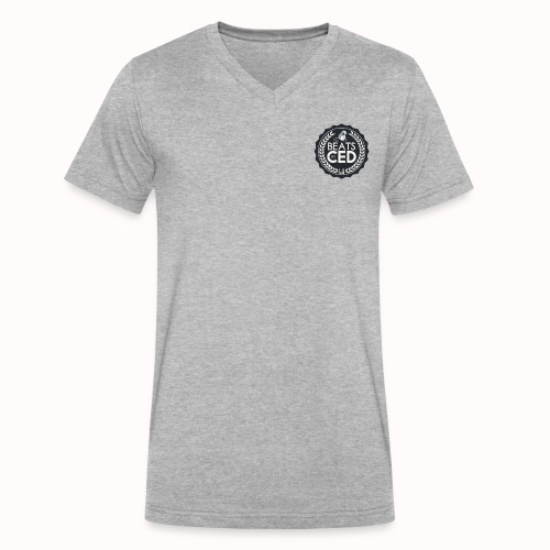 Beats By Ced Merch - Men's V-Neck T-Shirt by Canvas