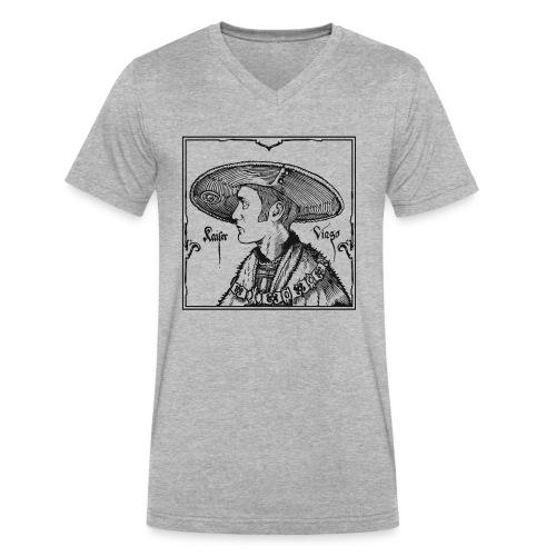 Viago - Men's V-Neck T-Shirt by Canvas