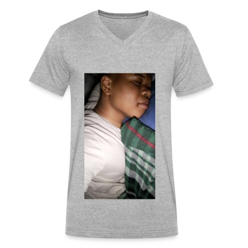 IMG 0513 - Men's V-Neck T-Shirt by Canvas