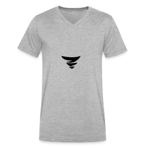 New Uprise Logo - Men's V-Neck T-Shirt by Canvas