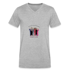 The Order of the Pantsuits: Hillary's Army - Men's V-Neck T-Shirt by Canvas