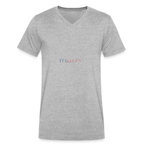 Freedom - Men's V-Neck T-Shirt by Canvas