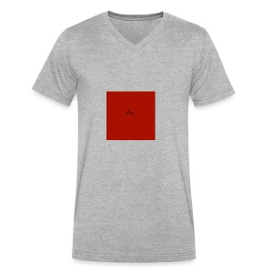 CBW Merch - Men's V-Neck T-Shirt by Canvas