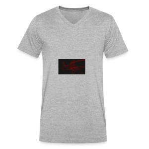 IMG_3751 - Men's V-Neck T-Shirt by Canvas