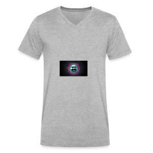 PGN Diamond - Men's V-Neck T-Shirt by Canvas