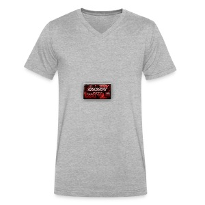 unknownboss - Men's V-Neck T-Shirt by Canvas