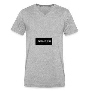 BSheep - Men's V-Neck T-Shirt by Canvas