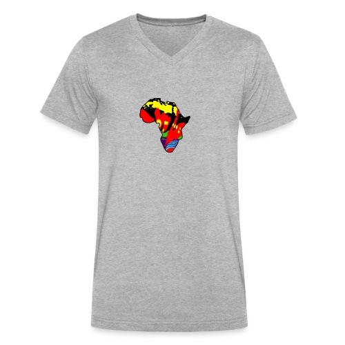 tumblr static 81snokfwffwo4sg0s4sogcc8g - Men's V-Neck T-Shirt by Canvas