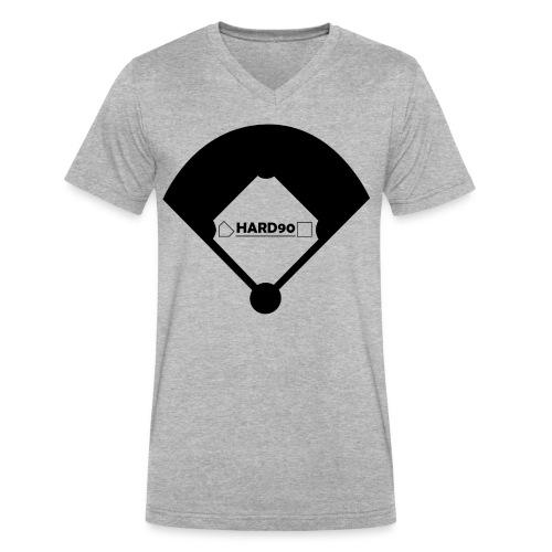 Field Hard90 - Men's V-Neck T-Shirt by Canvas