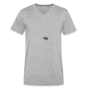 Kay Hoodie - Men's V-Neck T-Shirt by Canvas